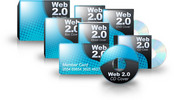 Thumbnail Web 2.0 Covers Package