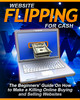 Thumbnail Website Flipping for Cash - Viral eBook