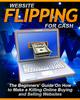 Thumbnail Website Flipping for Cash - Viral eBook