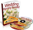 Thumbnail Wedding Planning Revealed - eBook and Audio (PLR)