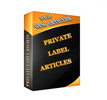 Thumbnail 25 Private Label Rights PLR Articles