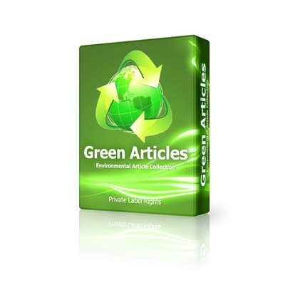 Pay for 20 Recycling Articles - Jun 2010 PLR
