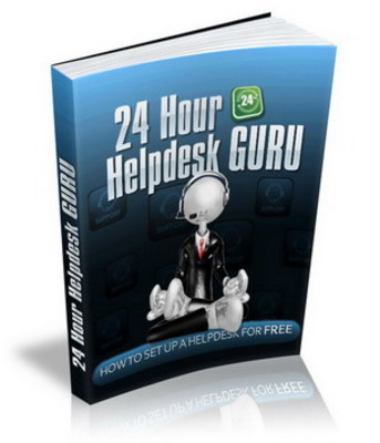 Pay for 24 Hour Helpdesk Guru PLR