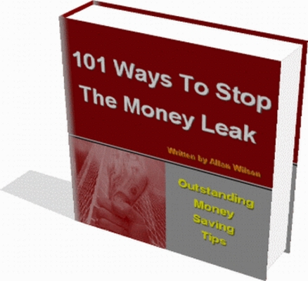 Pay for 101 Stop Money Leaks PLR