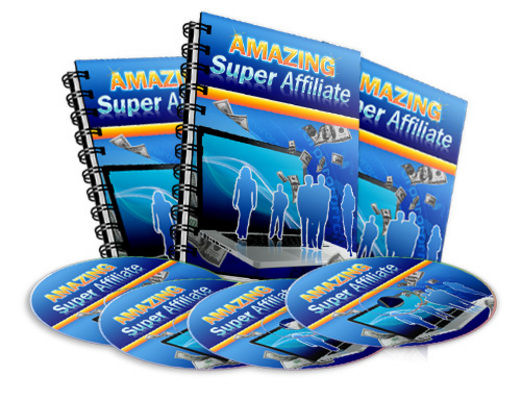 Pay for Amazing Super Affiliate - Video Series PLR