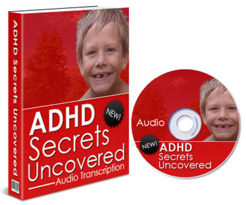 Pay for ADHD Secrets Uncovered (PLR)