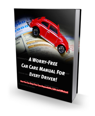 Pay for A Worry Free Car Care Manual for Every Driver - eBook PLR