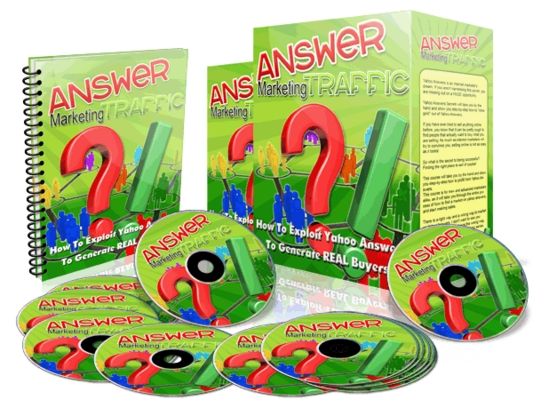 Pay for Answer Marketing Traffic - Video Series PLR