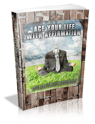 Pay for Ace Your Life with Affirmation PLR