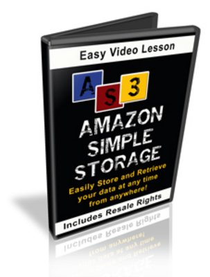 Pay for Amazon S3 (PLR)