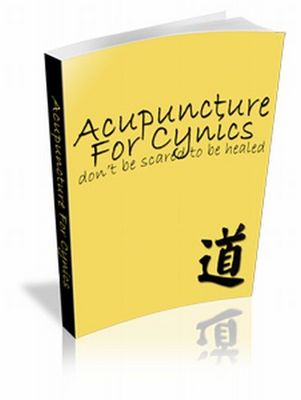 Pay for Acupuncture for Cynics PLR