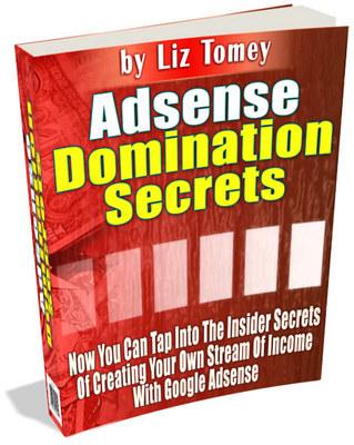 Pay for AdSense Domination Secrets PLR