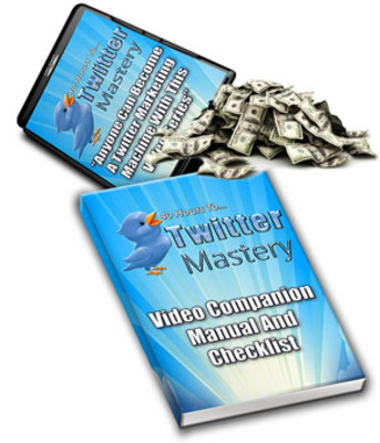 Pay for 40 Hours to Twitter Mastery - Video Training Course PLR