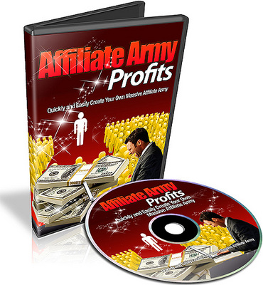 Pay for Affiliate Army Profits - Video Series (PLR)