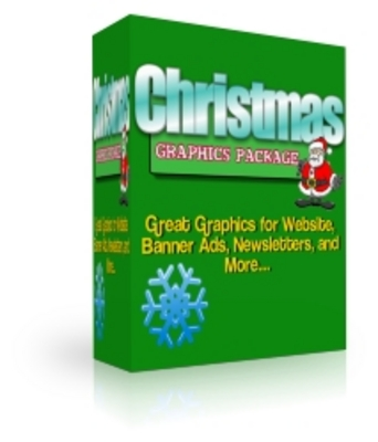 Pay for Christmas Graphics Package - 1500+