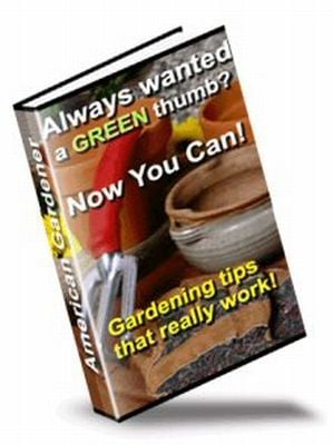 Pay for American Gardener plr