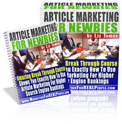 Pay for Article Marketing for Newbies plr