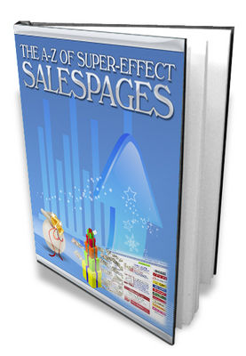 Pay for A-Z of Super Effective Sales Pages plr