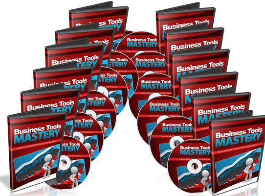 Pay for Business Tools Mastery - Video Series (Viral PLR)