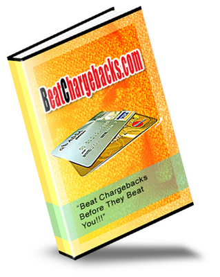 Pay for Beat Chargebacks (PLR)