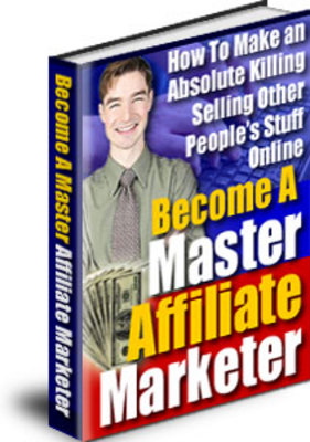 Pay for Become a Master Affiliate plr