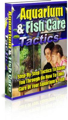 Pay for Aquarium and Fish Care (PLR)