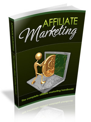 Pay for Affiliate Marketing Handbook Package plr