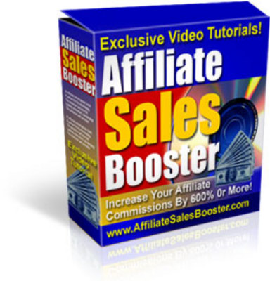 Pay for Affiliate Sales Booster plr