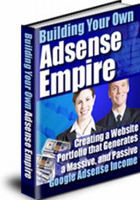 Pay for Building Your Own AdSense Empire2 plr