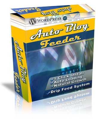 Pay for Auto Blog Feeder (PHP)