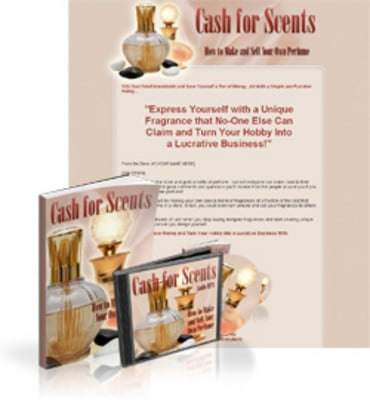 Pay for Cash for Scents - eBook and Audio plr