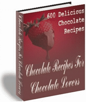 Pay for Chocolate Lovers Recipes (PLR)