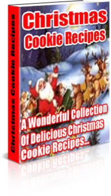 Pay for Christmas Cookie Recipes (PLR)