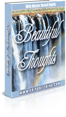 Pay for Beautiful Thoughs (PLR)