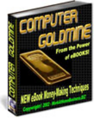 Pay for Computer Goldmine PLR