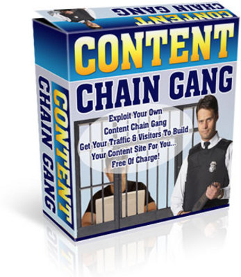 Pay for Content Chain Gang (PHP)