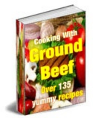 Pay for Cooking with Ground Beef (PLR)