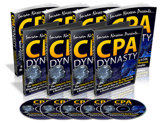 Pay for CPA Dynasty - Videos and eBooks (PLR)