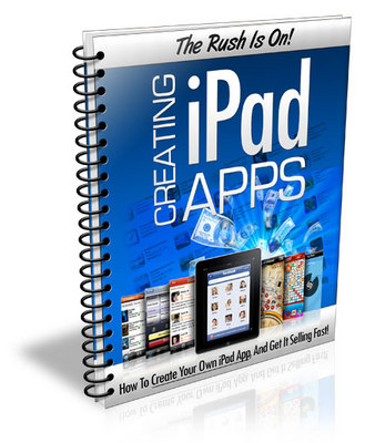 Pay for Creating iPad Apps - Viral eBook plr