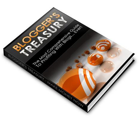 Pay for Bloggers Treasury (PLR)
