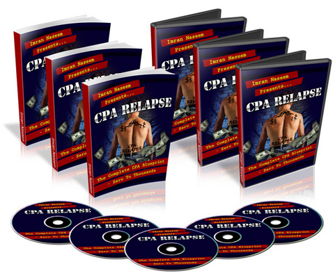Pay for CPA Relapse - Videos and eBooks