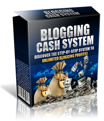 Pay for Blogging Cash System (PLR)