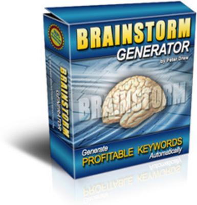 Pay for Brainstorm Generator plr