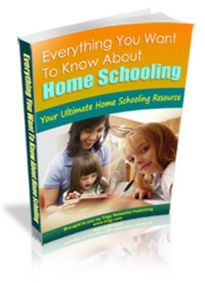Pay for Everything You Need to Know About Home Schooling plr