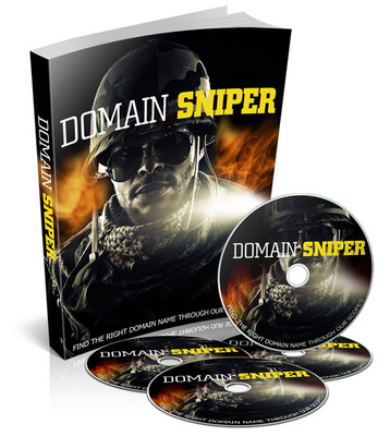 Pay for Domain Sniper - eBook and Audio (PLR)