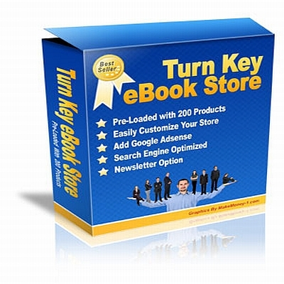 Pay for Turn Key eBook Store (Part 4)