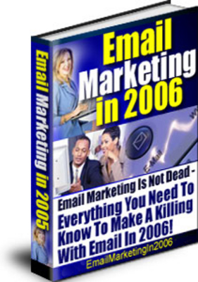 Pay for Email Marketing 2006 (PLR)
