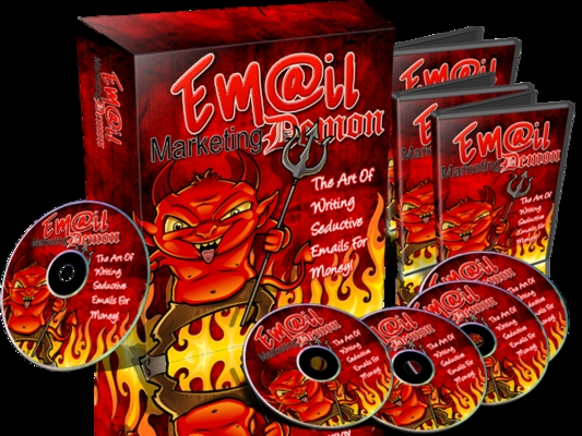 Pay for Email Marketing Demon - Video Series PLR