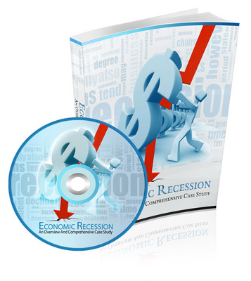 Pay for Economic Recession - eBook and Audio Pack PLR