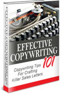 Pay for Effective Copywriting 101 (PLR)